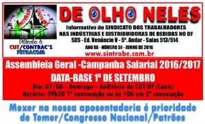 DE OLHO NELES